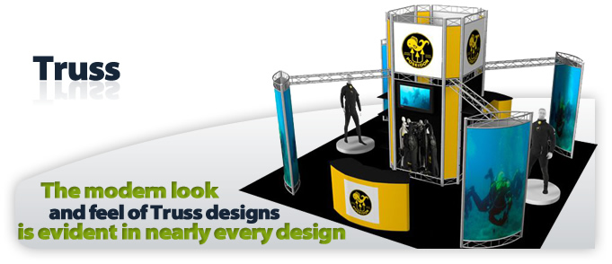 Truss Displays by Monster Displays