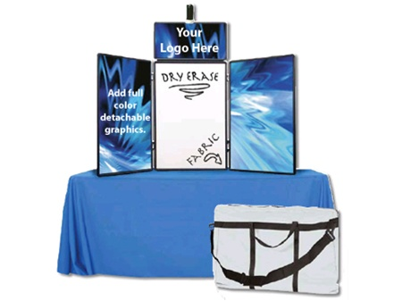 Table top displays 4ft presenter tabletop display for Table top display ideas