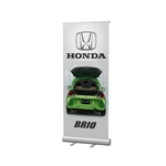 "32""W ECONOMY Retractable Stand"