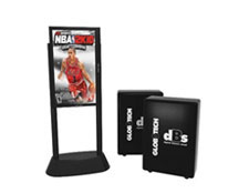 Digital Banner Stands