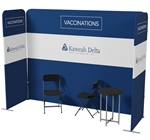 Waveline Vaccination Booth Large