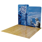 10ft Waveline Straight Wall Scallop Kit