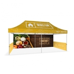 20ft Ultra Tent - Full Color Dye-Sublimated Tent