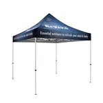 10ft ShowStopper Event Tent Full Dye Sub