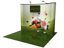 10ft XL Mount Pop Up Display Kit