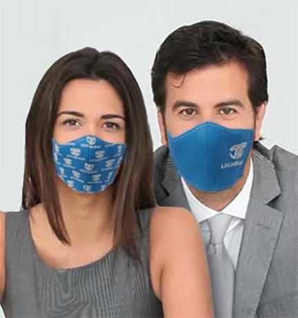 Branded Cloth Face Masks