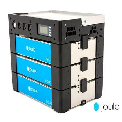 Joule Case - SLA500 Portable Power Station Energy Module