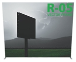 "118""W x 94""H - Vector Frame Banner Stand - 05"