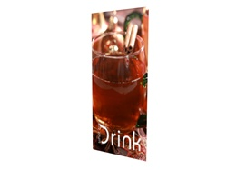 Medium Standard PUNTO Banner Stand with Graphic