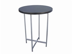 Bar Height Round Truss Table