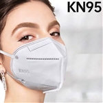 KN95 PPE Face Mask Disposable