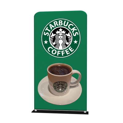 48inch x 76inch TUBOZIP Fabric Banner Stand