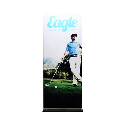 EZ Extend Fabric Banner Stand - 3ft W