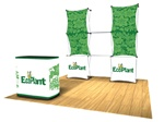 8ft Xpress Fabric Pop Up Kit A
