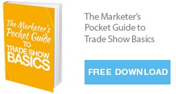 Pocket Guide to Tradeshow Basics - Download our eBook